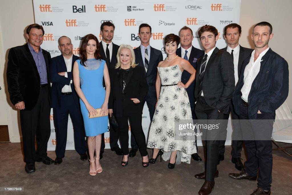 Brett Stimely Paul Giamatti Tom Welling Colin Hanks Director Peter Landesman Walt Roberts and James Badge Dale Brett Stimely Paul Giamatti Bitsie...