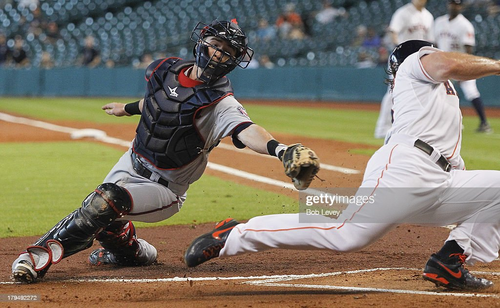 Minnesota Twins v Houston Astros