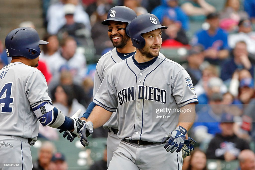 San Diego Padres v Chicago Cubs - Game One