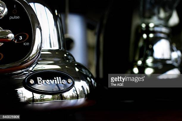 Breville houseware goods 9 September 2002 The AGE Picture by VINCE CALIGIURI