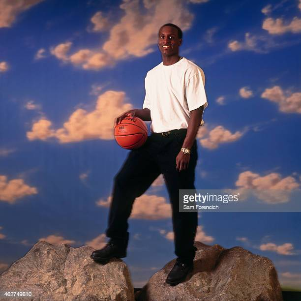 Brevin Knight of the Cleveland Cavaliers poses for a portrait during NBA AllStar Weekend on February 6 1998 in New York City NOTE TO USER User...