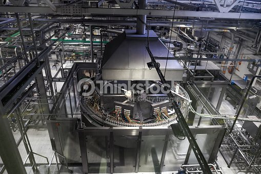 Brewery Production Line Steel Tanks Or Vats For Beer
