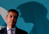 GBR: Brexit Party Leader Farage Campaigns In Britain's General Election