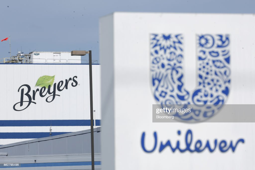 The Unilever Plc Ice Cream Facility Ahead Of Earnings Figures