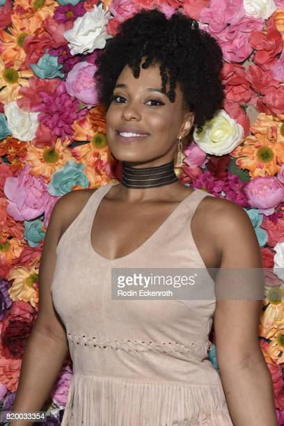 Bri Hatchet attends XES Sip Shop Slay at Therapy LA on July 20 2017 in Los Angeles California