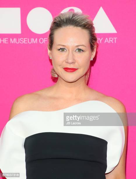 Bri Holloway attends the MOCA Gala 2017 on April 29 2017 in Los Angeles California