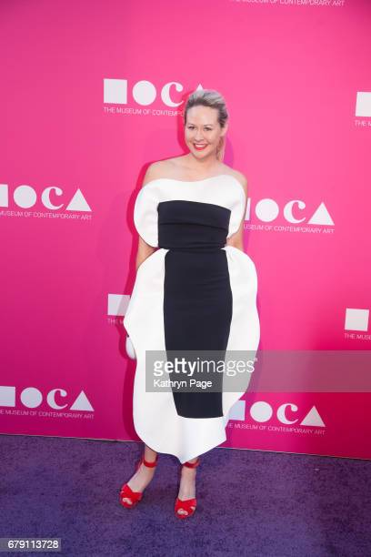 Bri Schulz attends The Museum of Contemporary Art Los Angeles Annual Gala at The Geffen Contemporary at MOCA on April 29 2017 in Los Angeles...