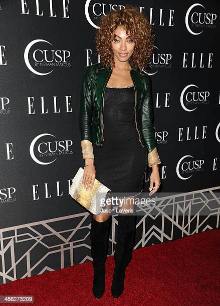 Bria Murphy attends ELLE's 5th annual Women In Music concert celebration at Avalon on April 22 2014 in Hollywood California