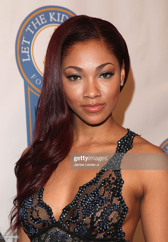 Bria Murphy attends the Let The Kids Grow 2012 Inaugral Holiday Gala held at the Beverly Wilshire Four Seasons Hotel on December 1, 2012 in Beverly Hills, California.