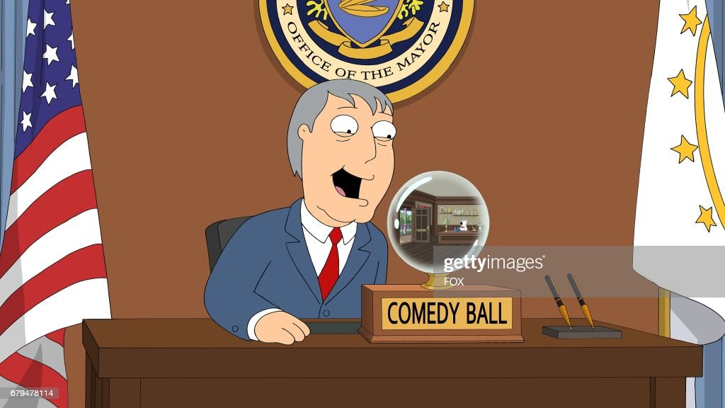 Brian and Stewie open a bed & breakfast in the The Peter Principal episode of FAMILY GUY airing Sunday, Apr. 30 (9:00-9:30 PM ET/PT) on FOX.