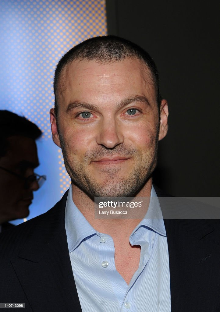 Brian Austin Green attends the Cinema Society & People StyleWatch with Grey Goose screening of 'Friends With Kids' at the SVA Theater on March 5, 2012 in New York City.