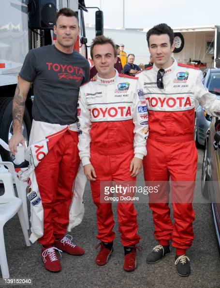 2009 Toyota Pro/Celebrity Race Drivers Announced | Toyota