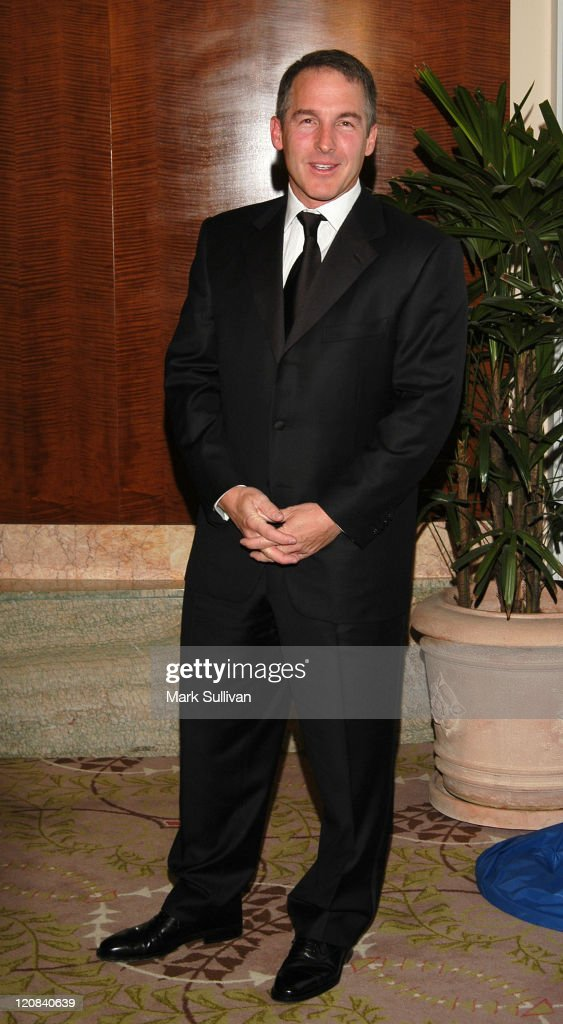 Brian Benben during The Museum of Television and Radio Annual Los Angeles Gala - Arrivals at The Beverly Hills Hotel in Beverly Hills, California, United States.