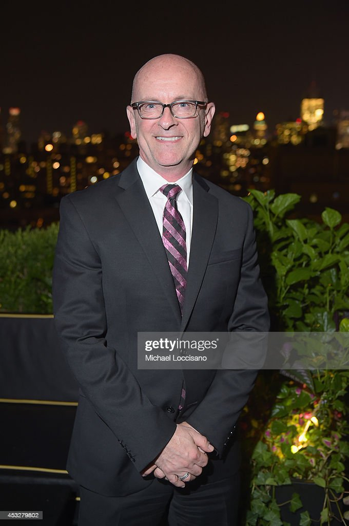 Brian Bolain attends the 2nd Annual Lexus Short Films 'Life is Amazing' After Party presented by The Weinstein Company and Lexus at Dream Downtown on August 6, 2014 in New York City.