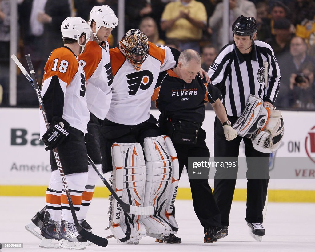 Philadelphia Flyers v Boston Bruins - Game Five