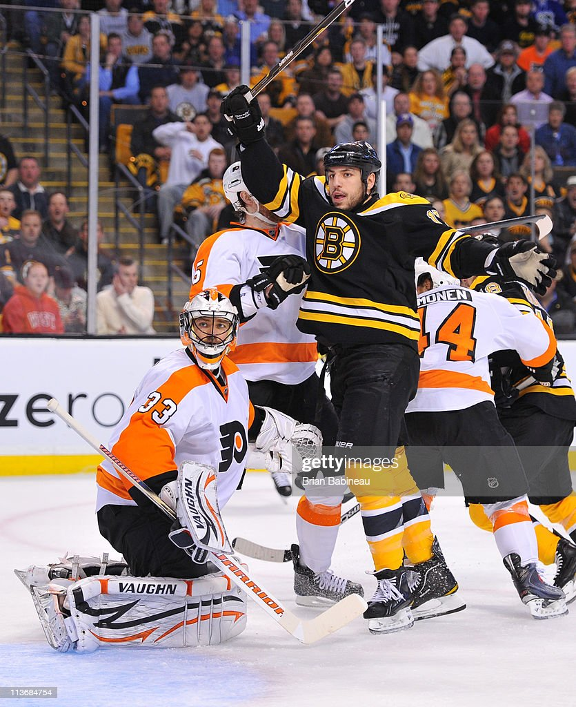 Philadelphia Flyers v Boston Bruins - Game Three
