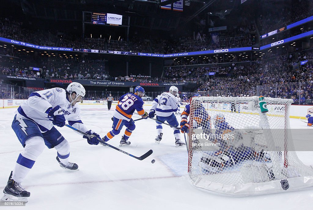 Tampa Bay Lightning V New York Islanders Game Three Getty Images