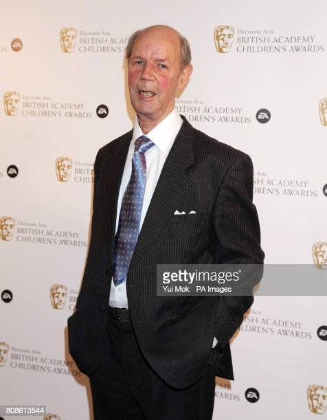 Brian Cant arriving for the British Academy Children's Awards 2010 at the London Hilton on Park Lane central London