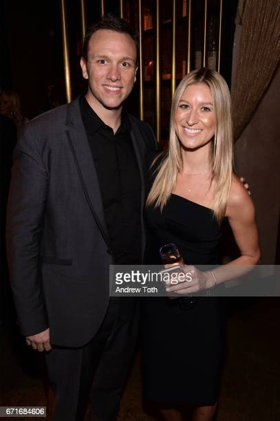 Brian Cavallaro attends the after party for Dog Years presented by EFFEN Vodka during 2017 Tribeca Film Festival at The Griffin PopUp on April 22...