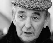 Brian Clough was present to support his son and Burton Albion Manager Nigel during the FA Cup second round match between Burton Albion and Hartlepool...
