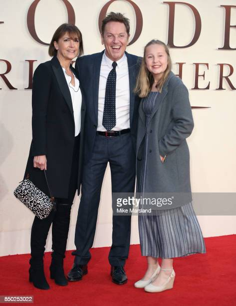 Brian Conley attends the 'Goodbye Christopher Robin' World Premiere held at Odeon Leicester Square on September 20 2017 in London England
