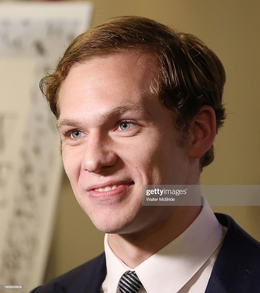 Brian Cross at the Broadway Opening Night After Party for 'The Snow Geese'' at Copacabana on October 24, 2013 in New York City.