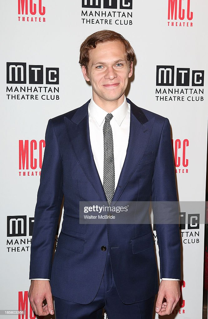 Brian Cross attends the Broadway Opening Night After Party for 'The Snow Geese'' at Copacabana on October 24, 2013 in New York City.