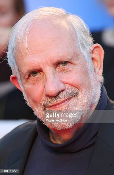 Brian De Palma attends 'The Magnificent Seven' Red Carpet Gala Opening Night of the 2016 Toronto International Film Festival at TIFF Bell Lightbox on...