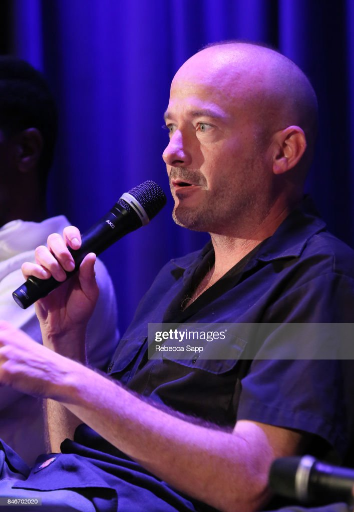 Brian Dixon speaks onstage at History of LA Ska at The GRAMMY Museum on September 13, 2017 in Los Angeles, California.