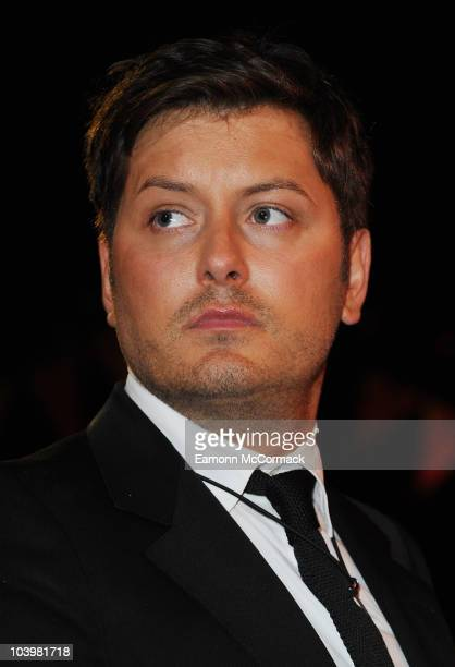 Brian Dowling wins the Ultimate Big Brother Final on September 10 2010 in Borehamwood England