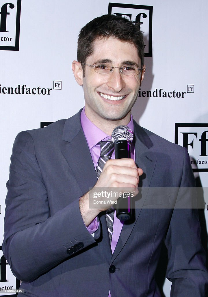 Brian Elliot attends the New York launch of Friendfactor at Lavo on May 3, 2011 in New York City.