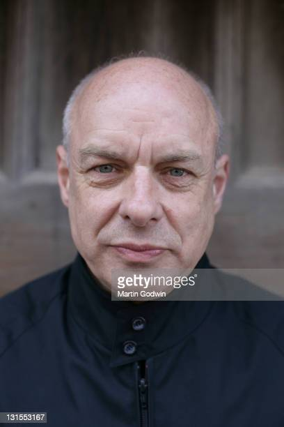 Brian Eno artist and musician 1st April 2010