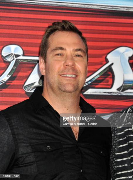 Brian Fee attends a photocall for Cars 3 on July 12 2017 in Rome Italy
