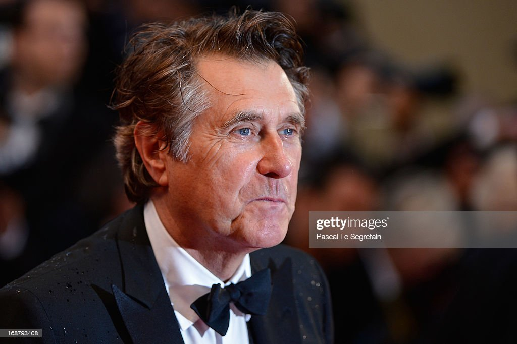 Brian Ferry attends the Opening Ceremony and 'The Great Gatsby' Premiere during the 66th Annual Cannes Film Festival at the Theatre Lumiere on May 15, 2013 in Cannes, France.