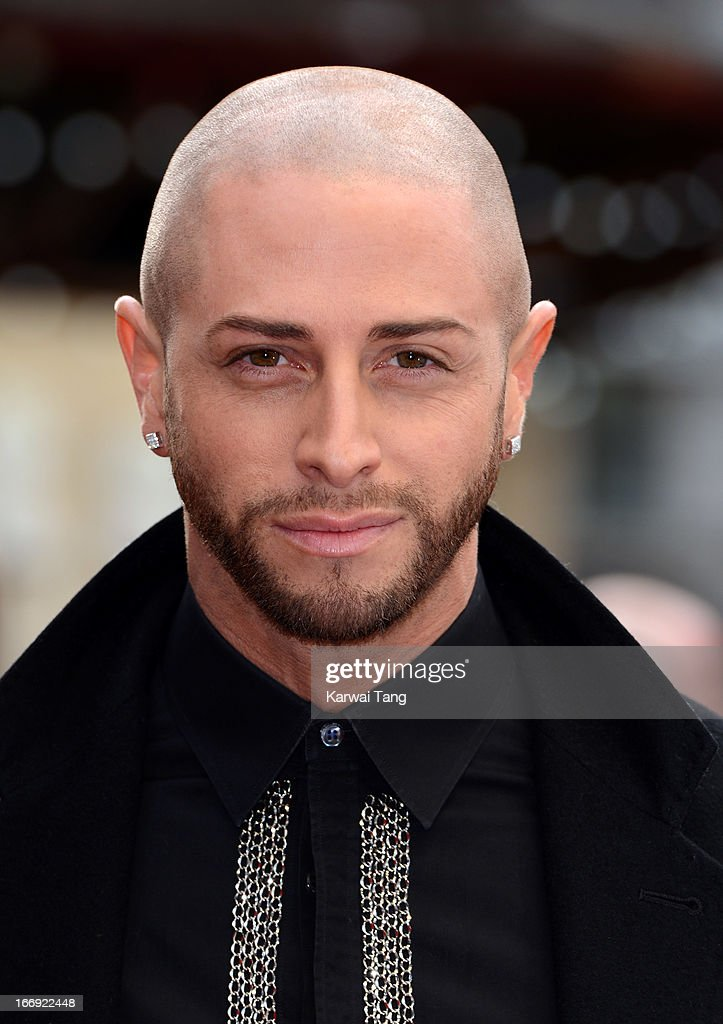 Brian Friedman attends a special screening of 'Iron Man 3' at Odeon Leicester Square on April 18, 2013 in London, England.