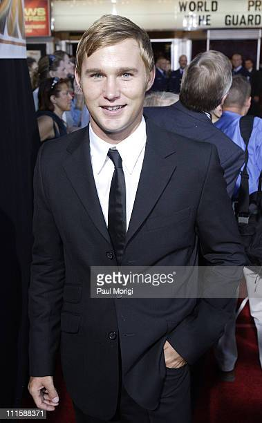Brian Geraghty during 'The Guardian' Washington DC Premiere at The Uptown Theater in Washington DC United States