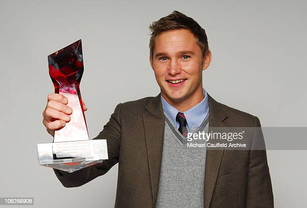 Brian Geraghty winner Breakthrough Award for 'Bobby'