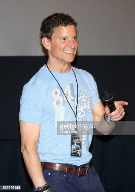 Brian Goldner Hasbro Chairman CEO and Executive Producer attends a special screening of 'Transformers The Last Knight' hosted by actor Mark Wahlberg...