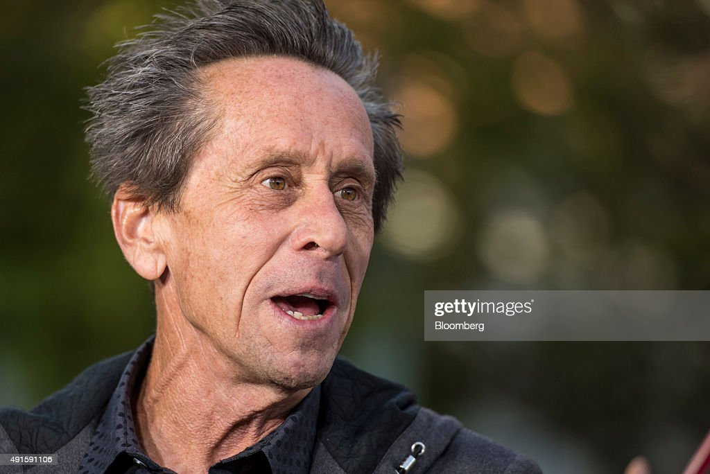 Brian Grazer, co-chairman of Imagine Entertainment, speaks during a Bloomberg Television interview at the Vanity Fair 2015 New Establishment Summit in San Francisco, California, U.S., on Tuesday, Oct. 6, 2015. The summit assembles titans of technology, politics, business, and media for inventive programming and inspiring conversations around the ideas and innovations shaping the future. Photographer: David Paul Morris/Bloomberg via Getty Images