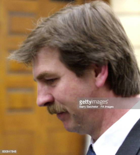 Brian Isbister leaves Bristol Court Friday April 19 after a legal challenge to a decision made in his favour by an arbitraitor was blocked Helen and...