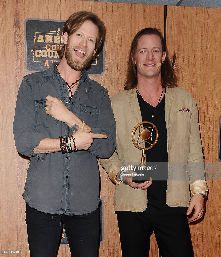 2016 American Country Countdown Awards - Press Room