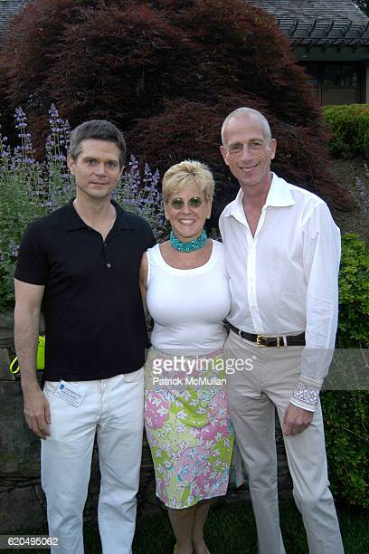 O'Brian Kelley Guests attend School's Out 2008 benefiting The HetrickMartin Institute home of the Harvey Milk High School at East Hampton on June 9...