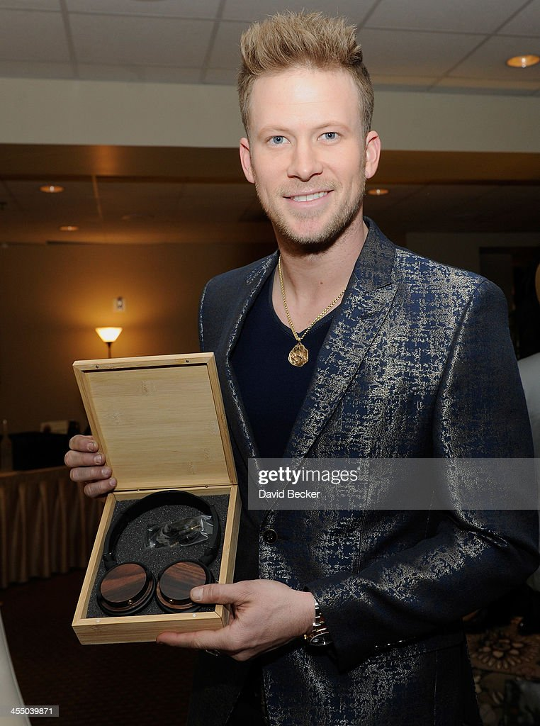 Brian Kelley of Florida Georgia Line attends the Backstage Creations Celebrity Retreat at the American Country Awards 2013 at the Mandalay Bay Events Center on December 10, 2013 in Las Vegas, Nevada.