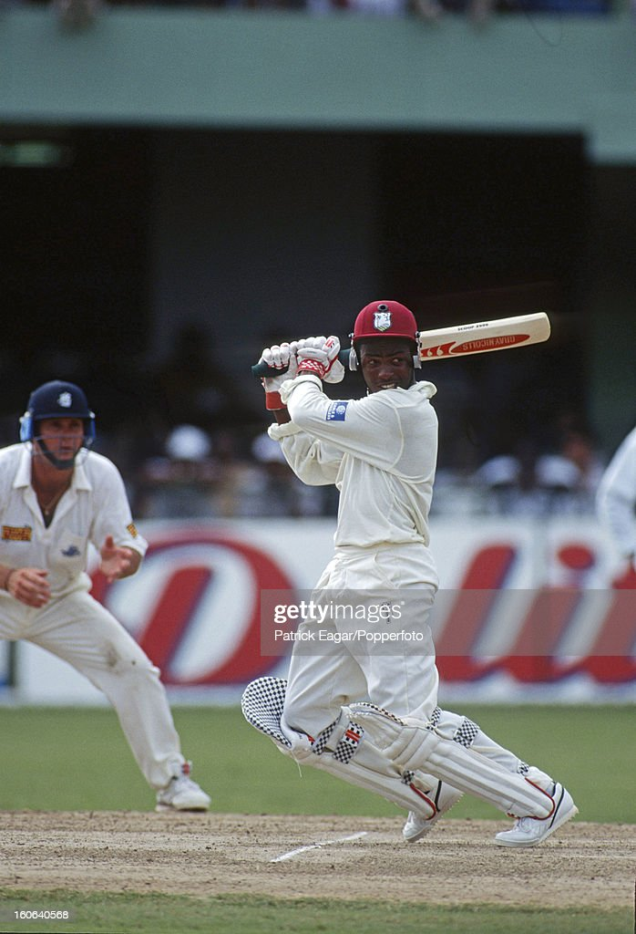 Brian Lara, 1st Test West Indies v England Kingston February 1993-94.