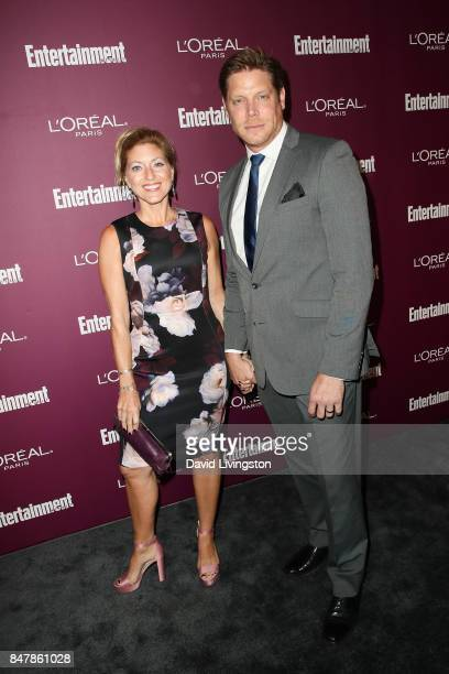 Brian Letscher attends the Entertainment Weekly's 2017 PreEmmy Party at the Sunset Tower Hotel on September 15 2017 in West Hollywood California