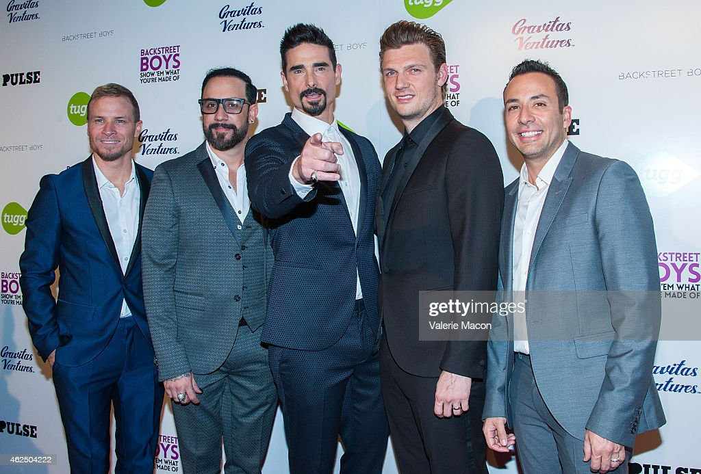 "Premiere Of Gravitas Ventures' ""Backstreet Boys: Show 'Em ..."