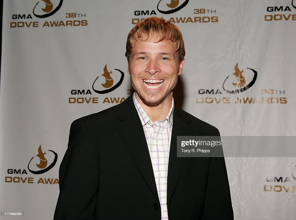 38th Annual GMA DOVE Awards - Press Room