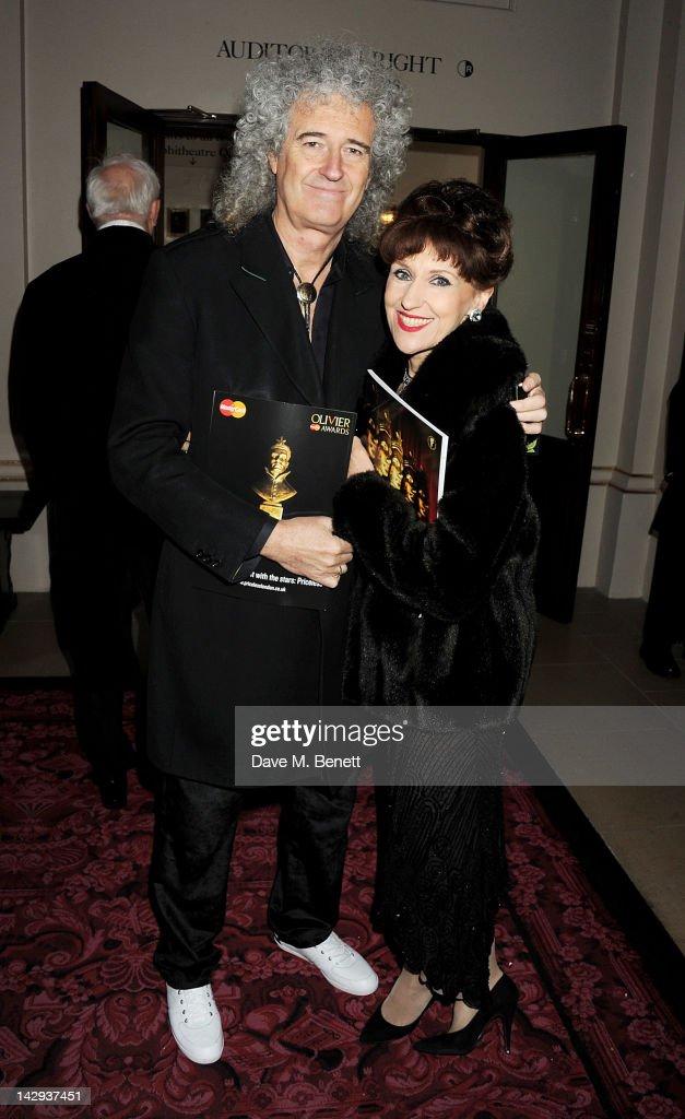Olivier Awards 2012 - Inside Arrivals