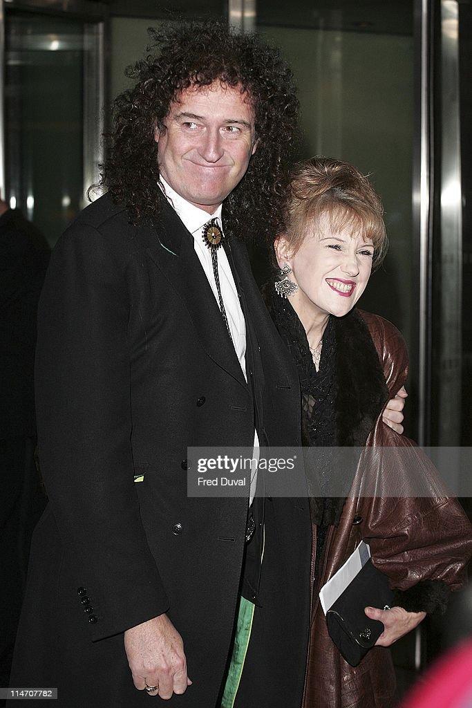 2006 Laurence Olivier Awards - Arrivals