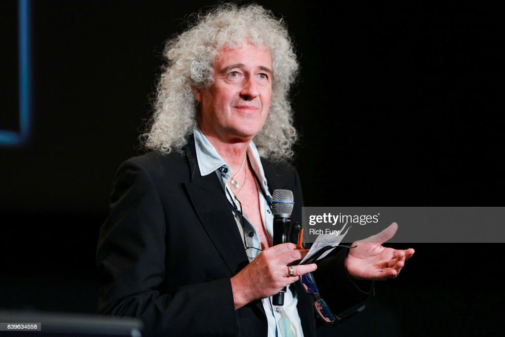 "Brian May's ""Queen - In 3D"" Book Event"